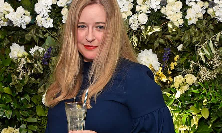 Sasha Wilkins attends a launch party in London in 2017.
