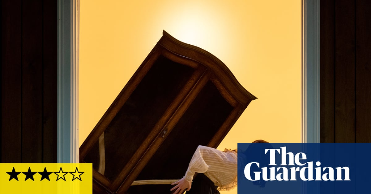 Rambert: Rooms review – breathtaking quick-change skill