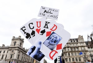 Banner showing playing cards and slogan 'We hold ALL the cards'