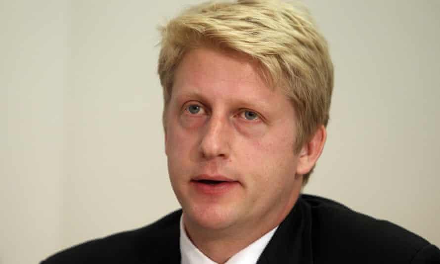 Jo Johnson, the universities minister