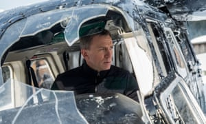 Broken hopes … anything Shatterhand delivers is likely to outdo Spectre.