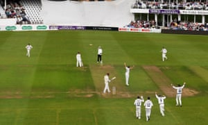 Somerset v Yorkshire