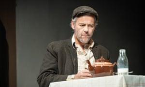 Rupert Graves in Pinter Five.