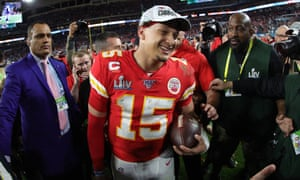 Fourteen teams will compete in next year's playoffs, hoping to win the title secured by the Chiefs in February