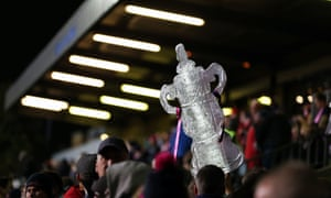 The FA said it agreed a deal with IMG which allows the sale of Cup broadcasting rights to bookmakers.