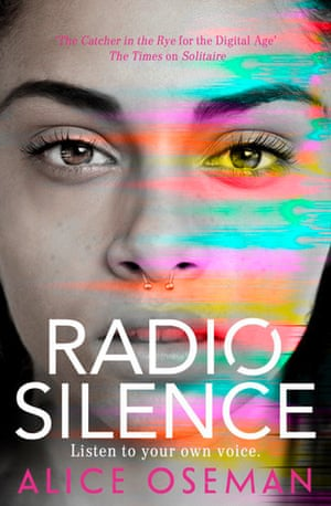 Image result for radio silence book cover