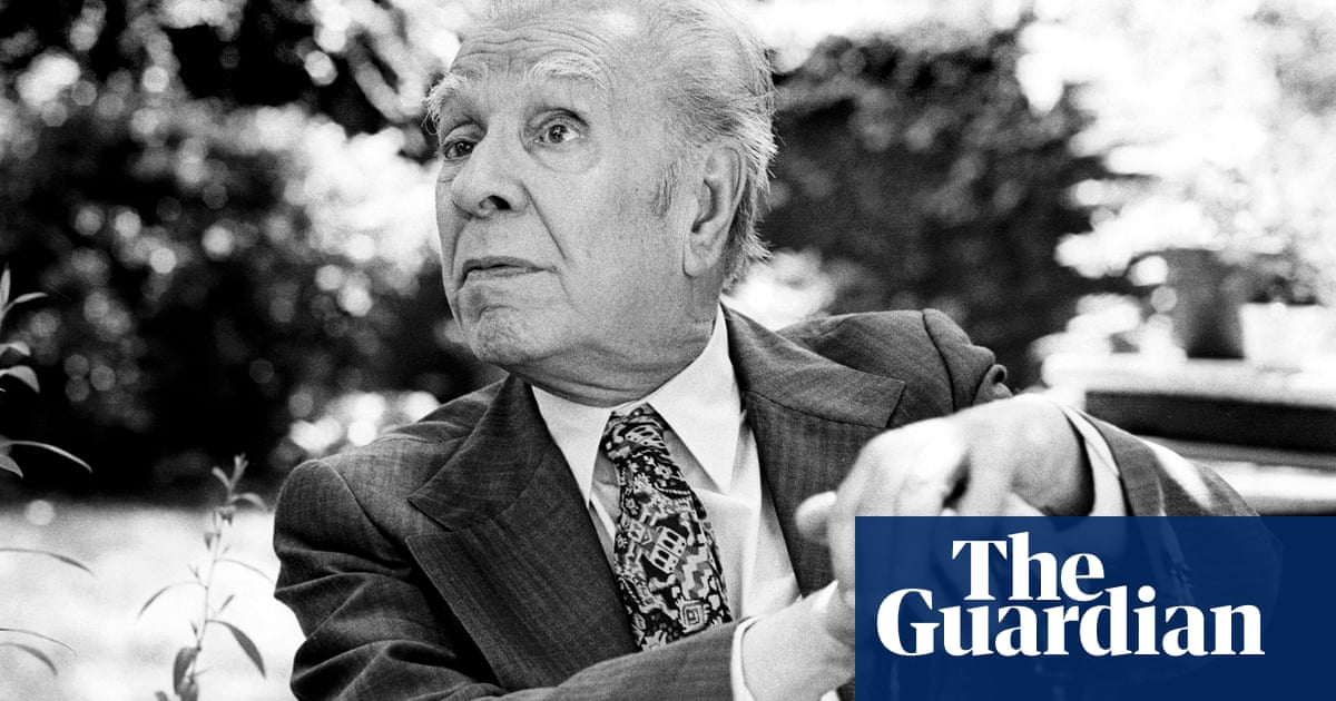 Borges and Me by Jay Parini review – around Scotland in a Morris Minor