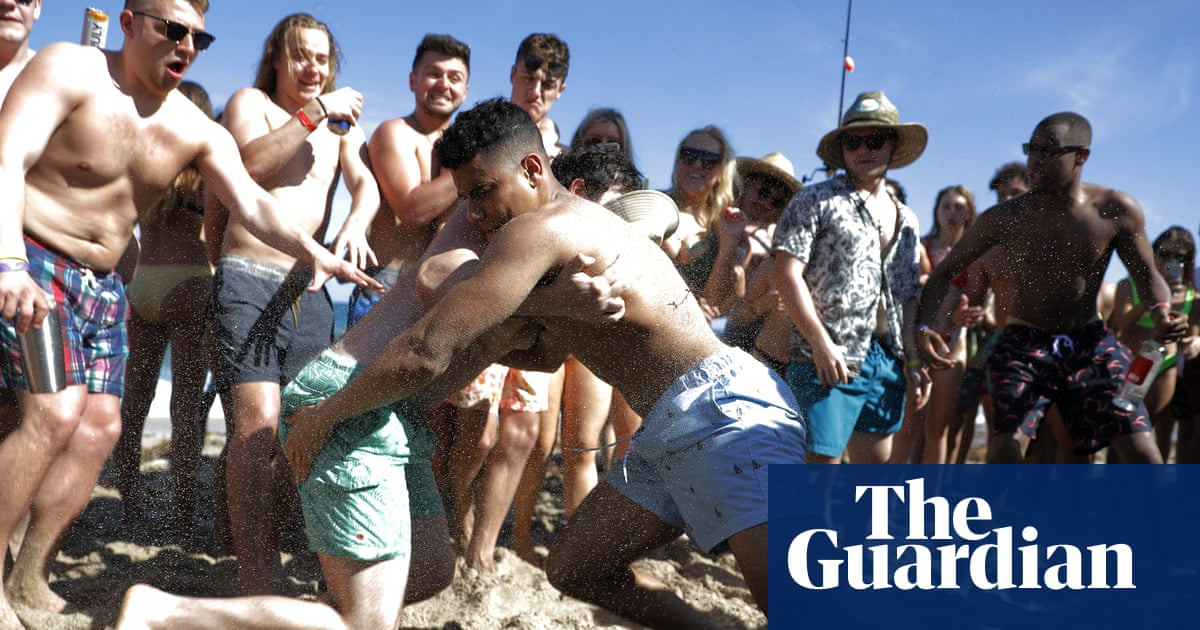 'If I get corona, I get corona': the Americans who wish they'd taken Covid-19 seriously – The Guardian