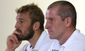 Stuart Lancaster and Chris Robshaw have endured a testing week after the defeat to Wales at Twickenham.
