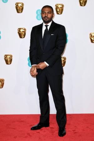 Noel Clarke looking sharp.