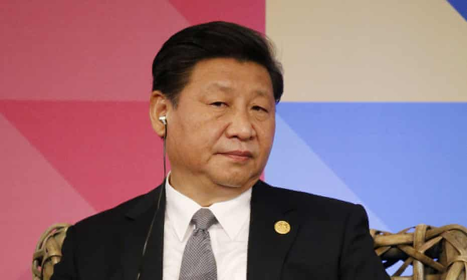 Chinese president Xi Jinping is cracking down on internal dissent.
