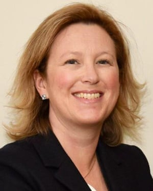 Sally-Ann Hart, the Tory parliamentary candidate for the seat of Hastings.