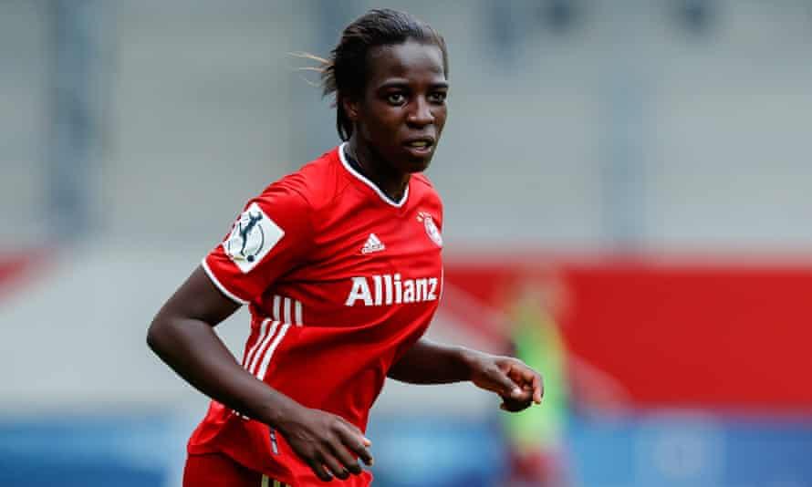 Bayern Munich's Viviane Asseyi