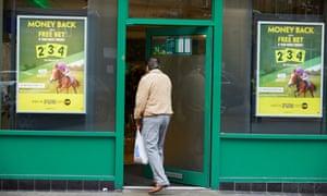 Betting shop in Bradford