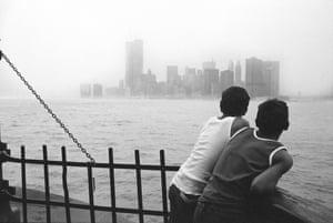 Staten Island Ferry, New York Harbour,1981