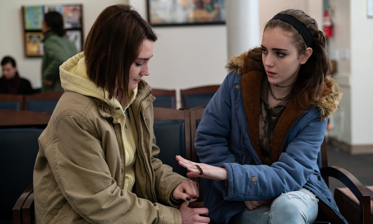 Never Rarely Sometimes Always review - profoundly moving abortion drama    Drama films   The Guardian