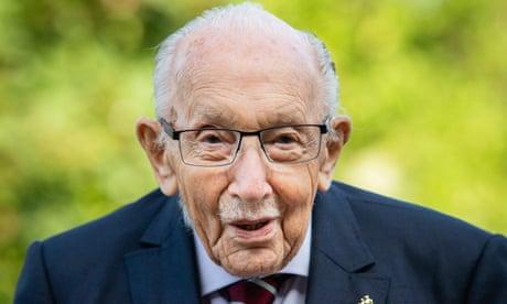 Capt Sir Tom Moore dies at 100 – video report