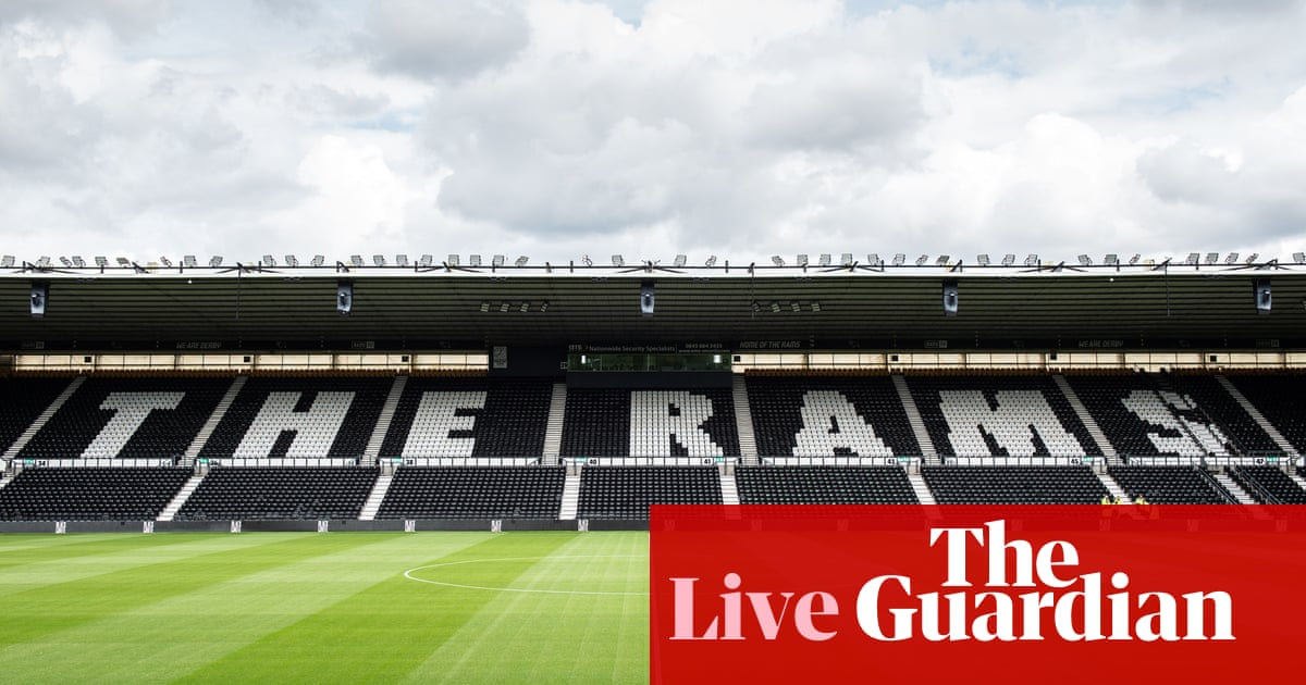 Carabao Cup: first round clockwatch – live!