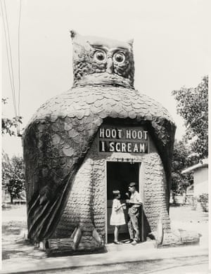 Hoot Hoot I Scream, 1201 Valley Boulevard, San Gabriel Valley, 1932