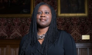Marsha de Cordova, the shadow disabilities minister