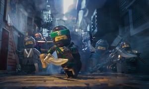Unfathomable … The Lego Ninjago Movie.