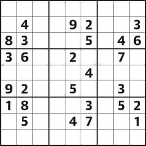 Sudoku 4504 hard