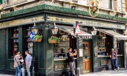 A Greene King pub