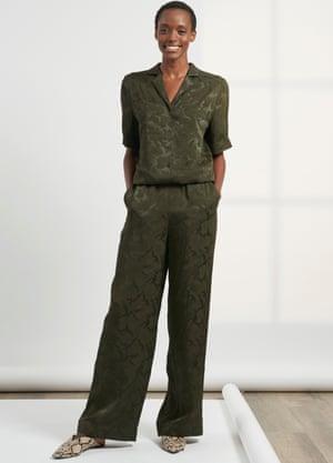 Spencer khaki, £370, cefinn.com