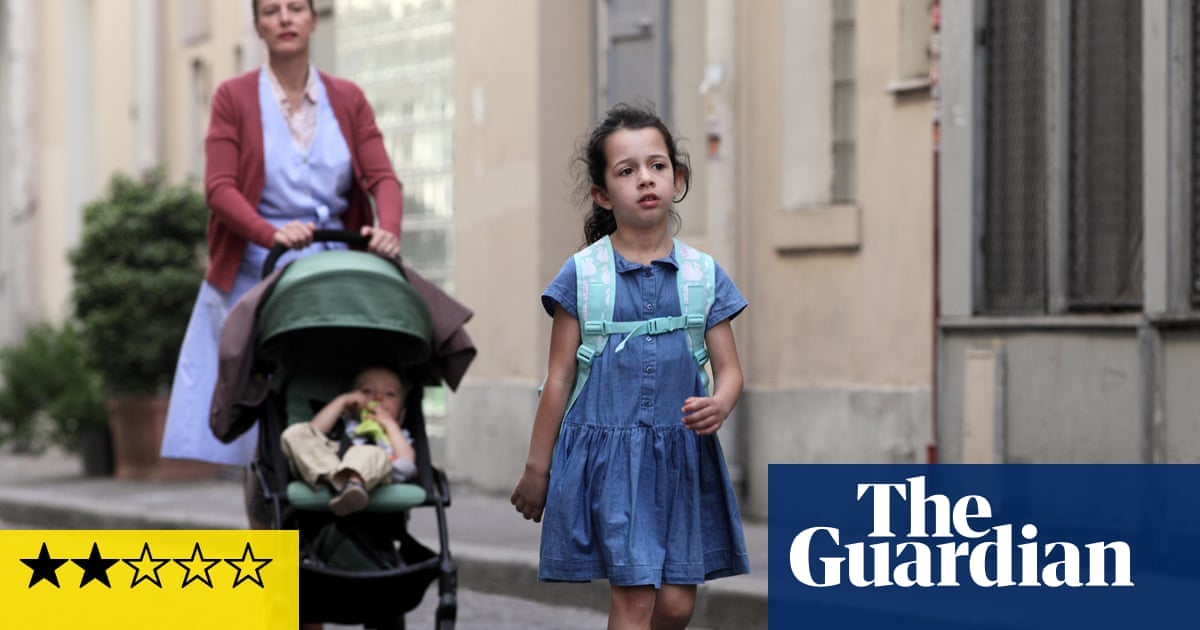 Lullaby review – bad-nanny thriller up past its bedtime