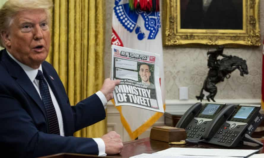 Donald Trump used the New York tabloids to similar trolling effect before Twitter and Facebook came along.
