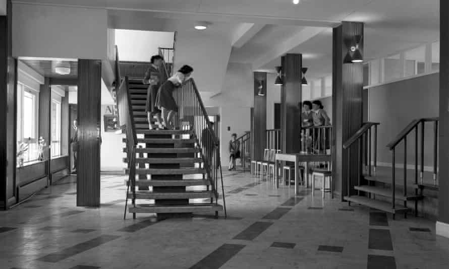 Secondary modern school 1960