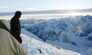A still from Jennifer Peedom's documentary Sherpa.