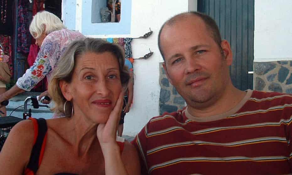 Monica Obiols and Jan-Dinant Schreuder