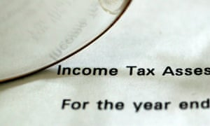 income tax assessment form