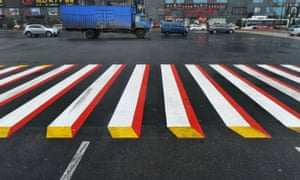 Creative Crosswalks Around The World In Pictures Cities The - 24 of the most creative sculptures you can find around the world
