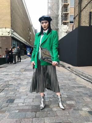 Freya Sinyu Siu, model, photographer, fashion blogger