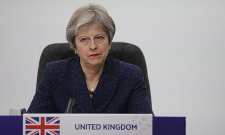 Customs union U-turn by May could provoke Brexiter cabinet revolt