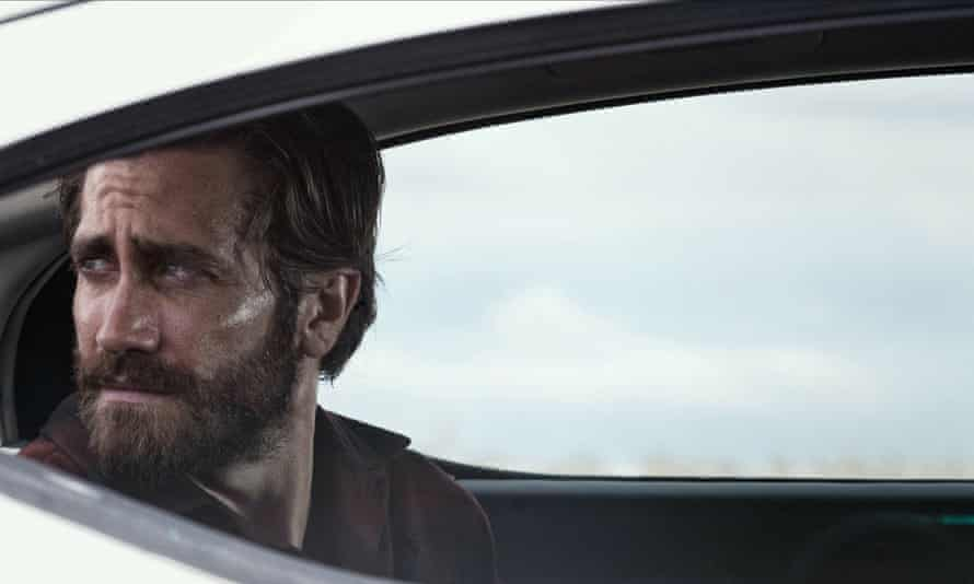 Jake Gyllenhaal as Tony Hastings in Nocturnal Animals.