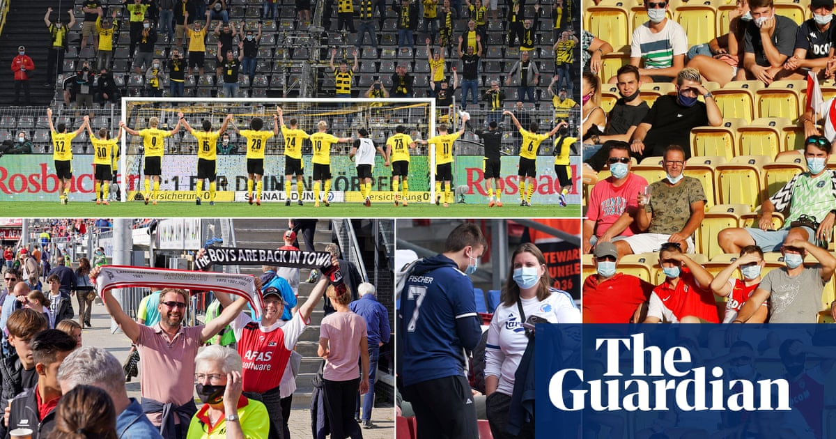 From Rome to Rio: where fans are back in stadiums and where they are barred