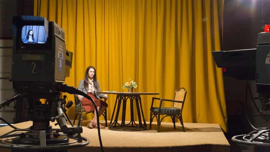 Rebecca Hall in Christine
