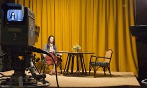 Career-best turn … Rebecca Hall in Christine.
