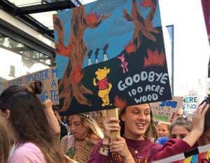 Global climate strike Exeter