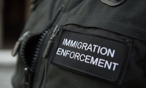 Immigration enforcement officer