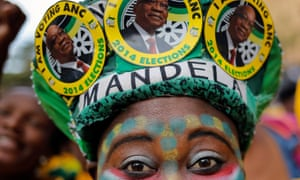 The ANC continues to hold a special place in South Africa's heart, but results suggest their time is limited.