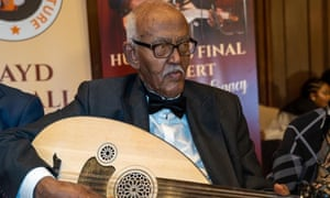 Hudeidi had a style on the oud that came to epitomise modern Somali music.