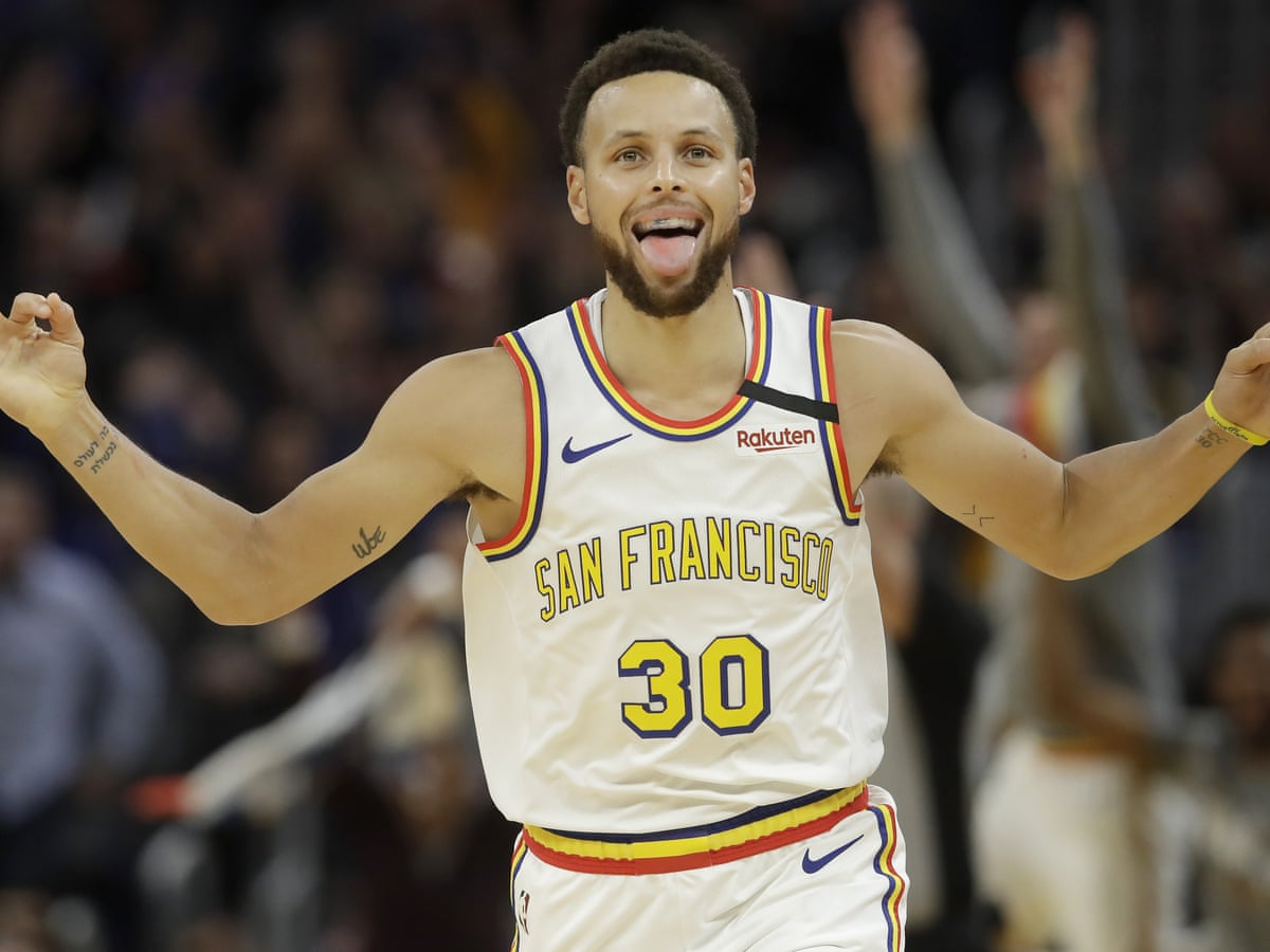Warriors Stephen Curry Scores 23 In Long Awaited Return From Broken Hand Stephen Curry The Guardian