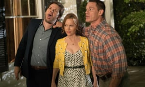 Blockers review – prom night comedy as parents turn sex obstructors