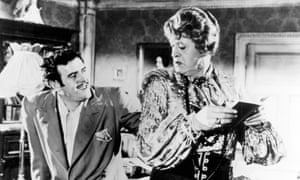George Cole and Alistair Sim in the Belles of st Trinian's