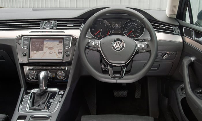 Volkswagen Passat Estate BlueMotion: car review | Martin Love