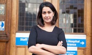 Dr Nadia Masood